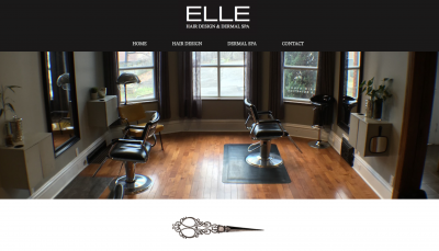 Venda Solutions - Elle Hair Site